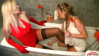 Bathtub Babes Shave and Crave
