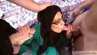 Muslim teen blowjob