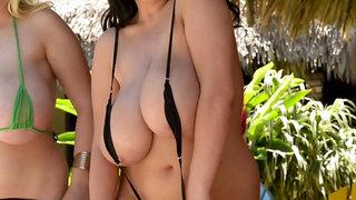 Big Soft Boobs Porn Daria, Erin Star And Helen Star - Big Boobs Underwater, Massive Ass