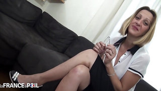 La France A Poil - An Experienced Milf Always Loves Dou