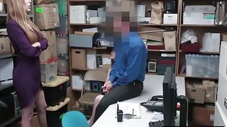 LETSDOEIT - Czech Tourist Pussy Destroyed by Fake Police Officer