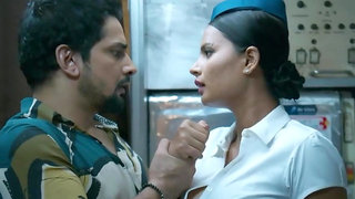 hot fucking Indian Scene in Airplane