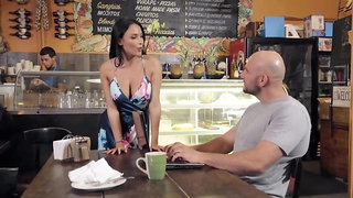 Husband isn't interested in Anissa Kate and she cheats on him