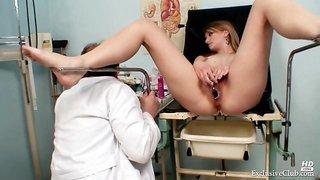 Girl Visits Aberrant Gynecologist