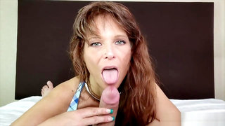 Sexy Milf Syren De Mer Edging your cock until you lose control