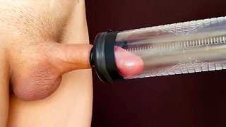I'll take all your Cum with a Vacuum Pump