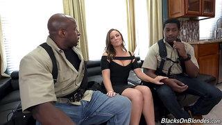 NEW DF: Plumbers Big Black Snake Out DP Febby