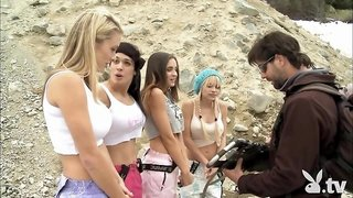 Pretty Sluts Going Hiking  Trip Season 1, Ep. 2