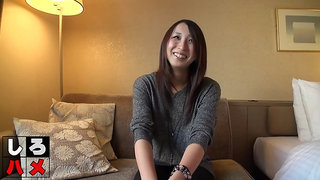 horny thin japanese chick fucked by two guys