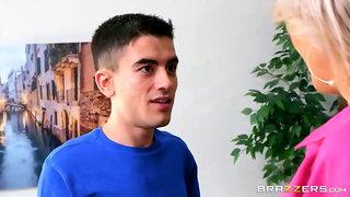 Jordi stepson sex addict his mom cheating