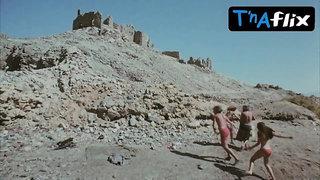 Tzila Karney Breasts Scene  in An American Hippie In Israel