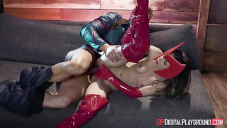 Role play and full hardcore in a series of extreme XXX scenes