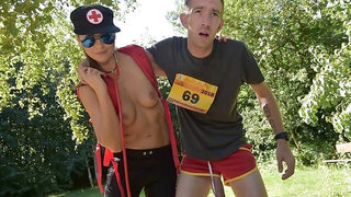 Danny D has registered for the ZZ Marathon of Hump, hoping to raise money for those suffering from sexual deprivation.