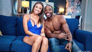 Havana Bleu Is New To The Industry And Loves To Twerk On Big Black Cock