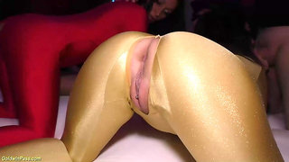extreme rough spandex groupsex orgy