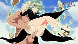 One Punch Man - Hot Tatsumaki - Part 1
