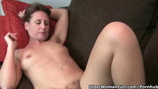 Grannies with lots of pubic hair and hairy armpits