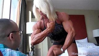 Muscle Girl Lisa