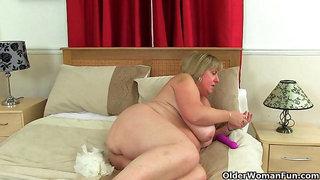 An older woman means fun part 419