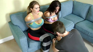 Plumber Bind Gym Brats