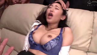 Hot gokkun bukkake cumplay