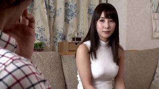 Busty Japanese Ayami Shunka - Asian tits in CFNM sex and fetish office sex