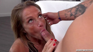 Ophelie - 46 Years Old Interior Sucking Cock