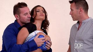 Sensual Jane - Hot Gangbang Porn Video