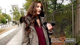 Spontaneous Photo Shoot Turns Into Hot Fuck Session