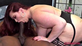 Alexa Grey Harcore - interracial couple