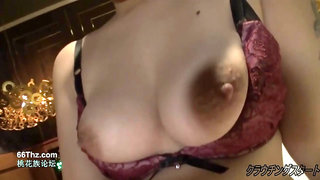 Busty amateur asian babe JAV Uncensored video