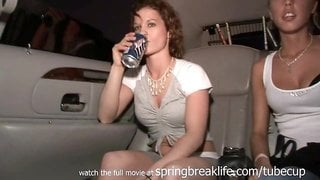 SpringBreakLife Video: Limo Ride Home From Club