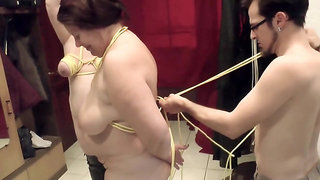 2 Women Tied Up And Laced 1