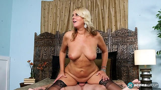 hot gilf Dallas Matthews hardcore sex