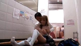 Hot Japanese girl in Great Blowjob/Fera, Cunnilingus JAV scene uncut