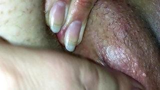 masturbating wife
