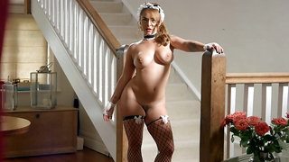 French Liza Del Sierra gets pussy licked by Danny D