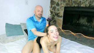 Lana Mars gets properly fucked in bed