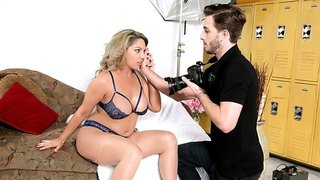 Kiki Daire  Lucas Frost in Seduced By The Boss's Wife #08 - DevilsFilm