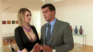 Busty Queens - Ramon Nomar - Siri - Awesome Office Antics - siri