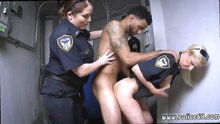 Interracial blowjob facial Dont be black and suspicious around Black Patrol cops or else