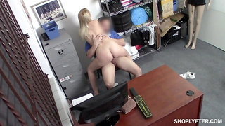 I Like This Punishment!
