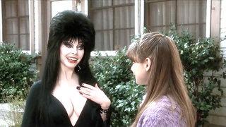 Boobarella - big tits retro video