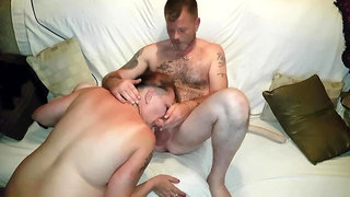 Pissing and Throat fucking