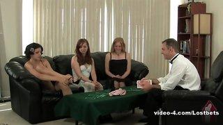 Strip Blackjack with Mika Sammy and Julie