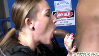 Hot blonde cum and sexy amateur interracial WE chocked on h
