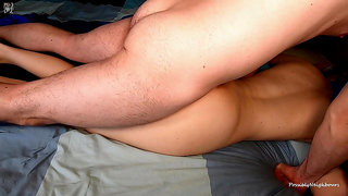 Make Me Cum Hard With Your Big White Cock!