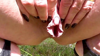 Big Clit and large Labia