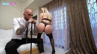 SUGARBABESTV: Please fuck my wife