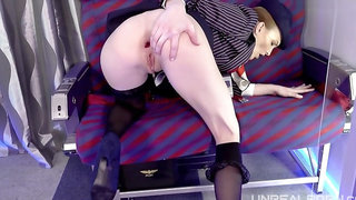 UnrealPorn Stewardess